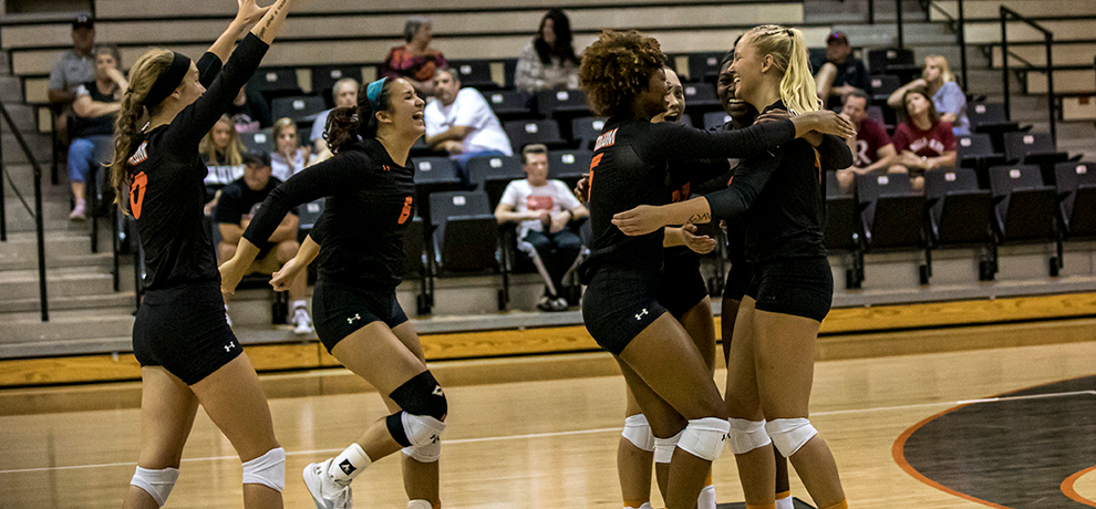 Women's Volleyball to Host Three Tennessee Teams