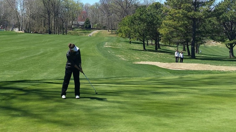 Stoddart Sixth, Women's Golf Eighth at Navy Spring Invitational on Saturday