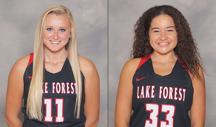 Foresters Defeat North Central on Day Two of Beth Baker Classic