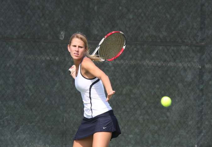 Women's Tennis Defeats North Alabama 5-2