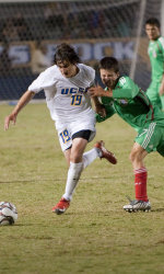 Charity Game Against Mexico U-20 Team Kicks-Off Men's Soccer Spring Schedule