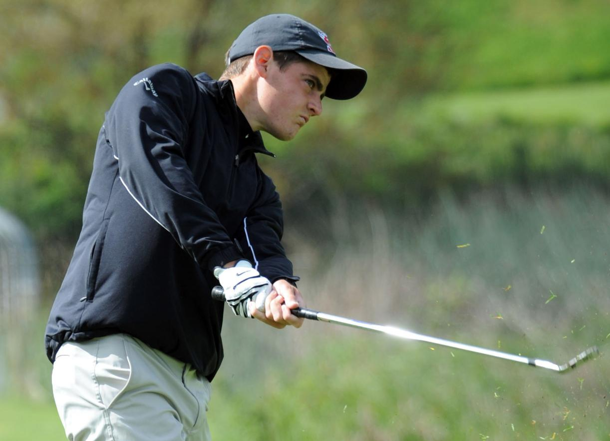 Bronco Golfer Rick Lamb Begins NCAA Tourney Play at The Farms