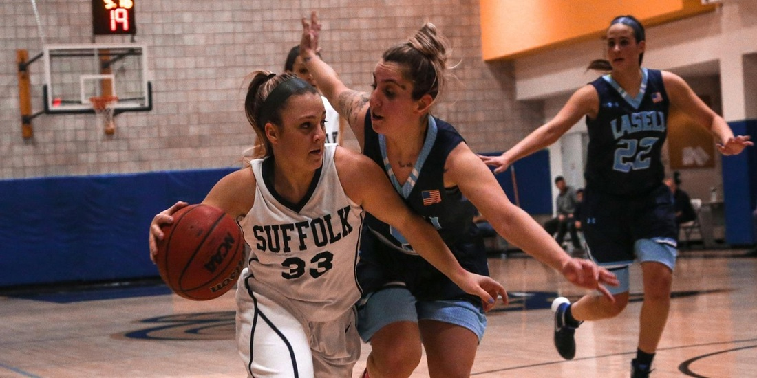 Women's Basketball Wins Seventh in a Row, Upends Pine Manor, 99-47