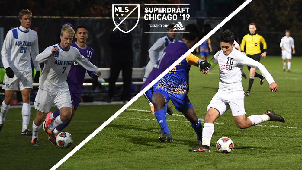 Bone, Rivas, Aune Selected in MLS Superdraft
