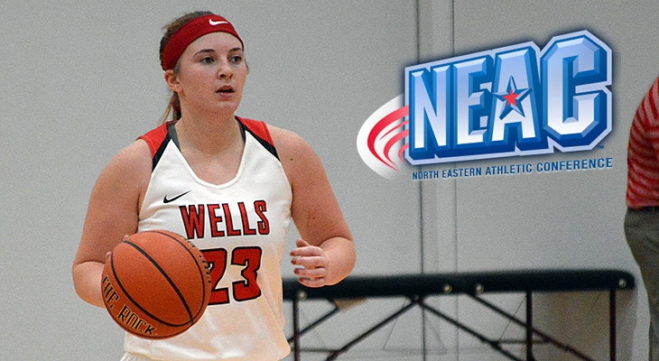 Women's Basketball Guard Carley Ryan Earns NEAC Award