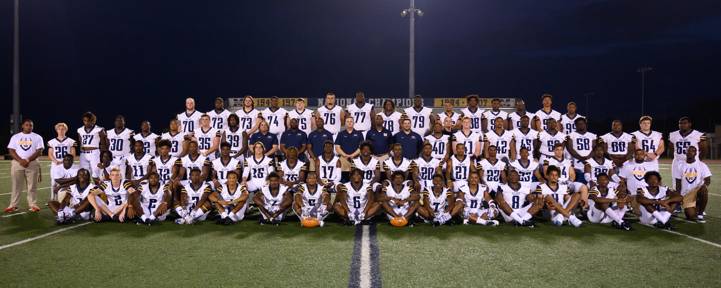 High expectations reign for MGCCC Football