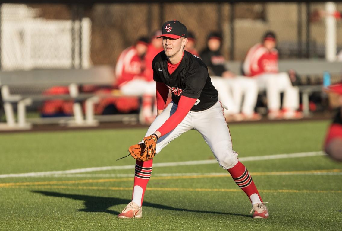 Clark Splits Doubleheader with Thomas More in RussMatt Finale