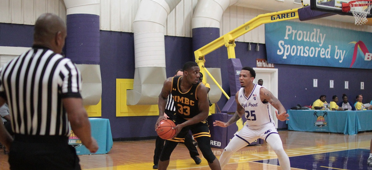 Men's Basketball Concludes Bimini Jam Play Facing South Dakota on Monday Evening