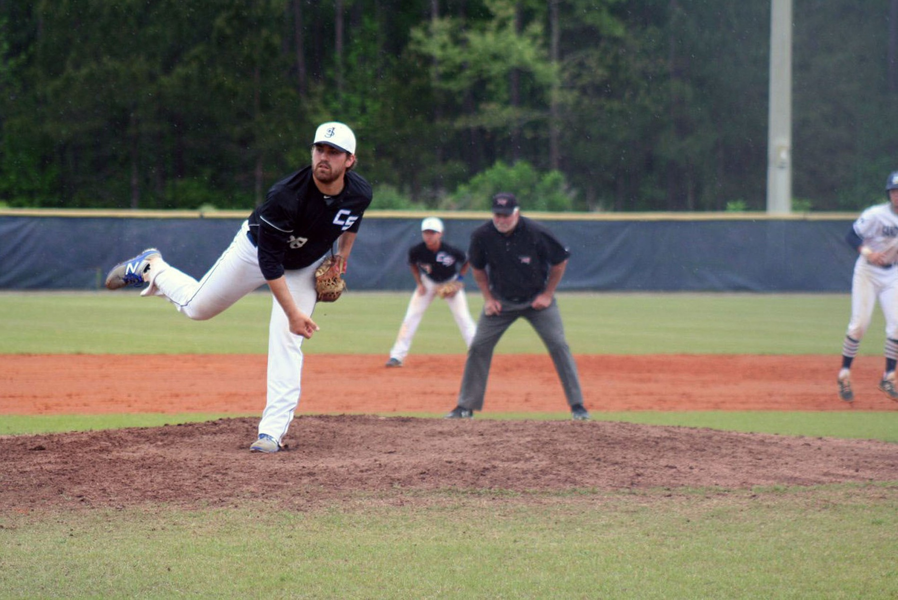 Sand Sharks edge Saints by one run
