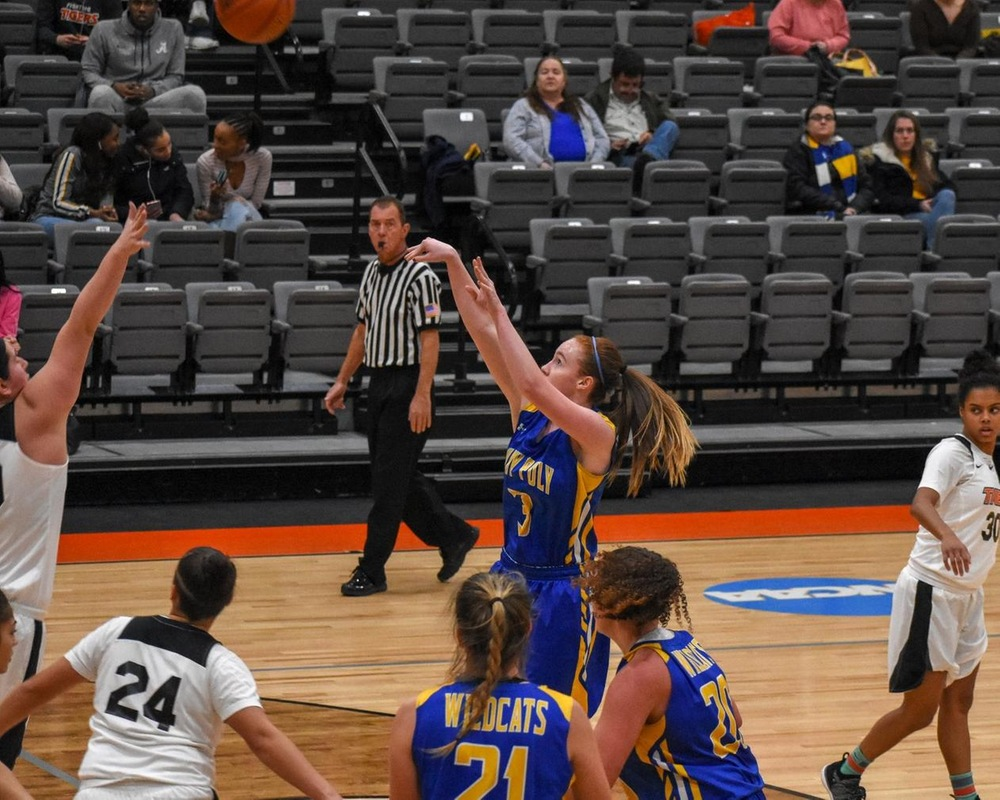 WBB: Wildcats Wrap Up 2018 With a Split at the Juniata College Holiday Classic.