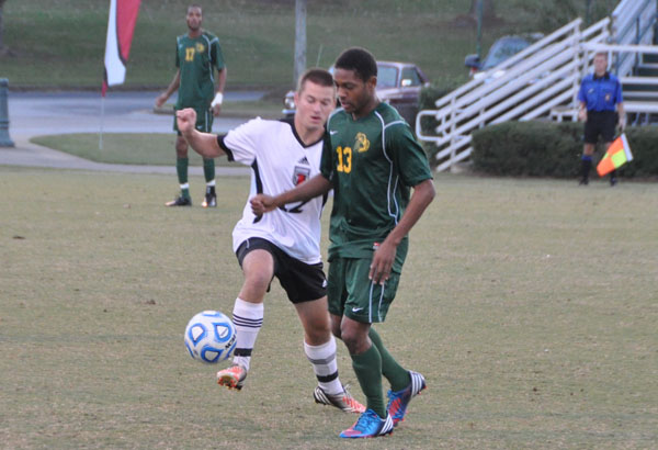 Men's Soccer: Concordia-Selma blanks Panthers 4-0