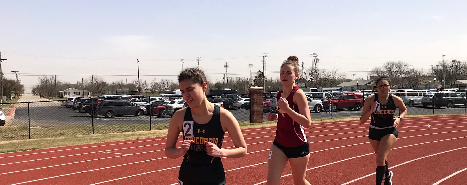 'Roo Track Performs Well at Hardin-Simmons