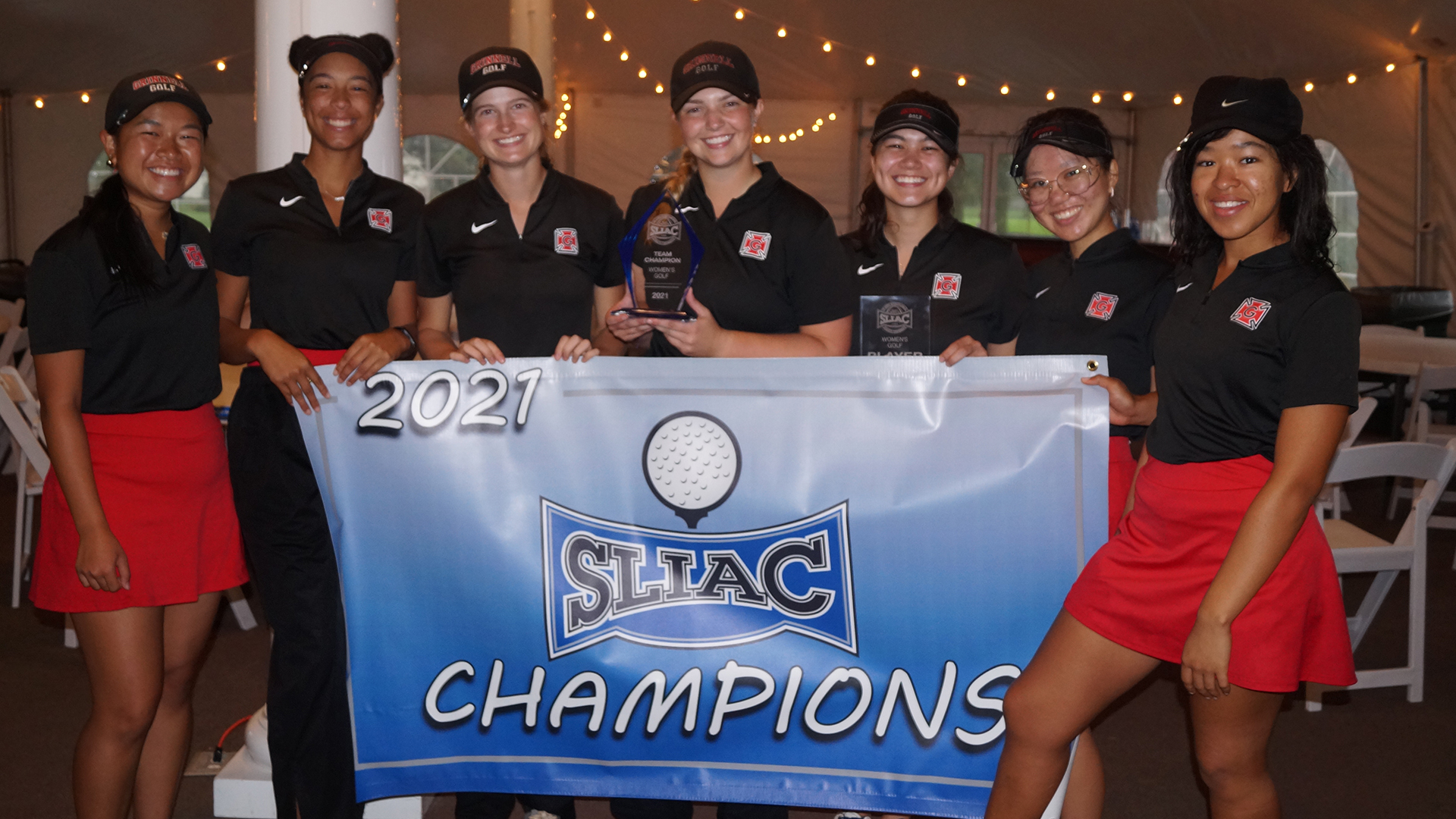 Grinnell Wins 3rd Straight Championship