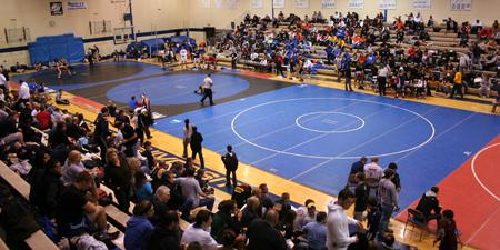 Lubner places second, Wrestling competes at Luther Open