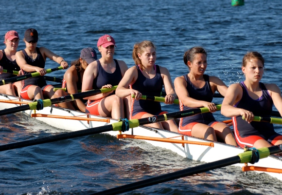 Bears V8 Place 5th at N.E. Championships