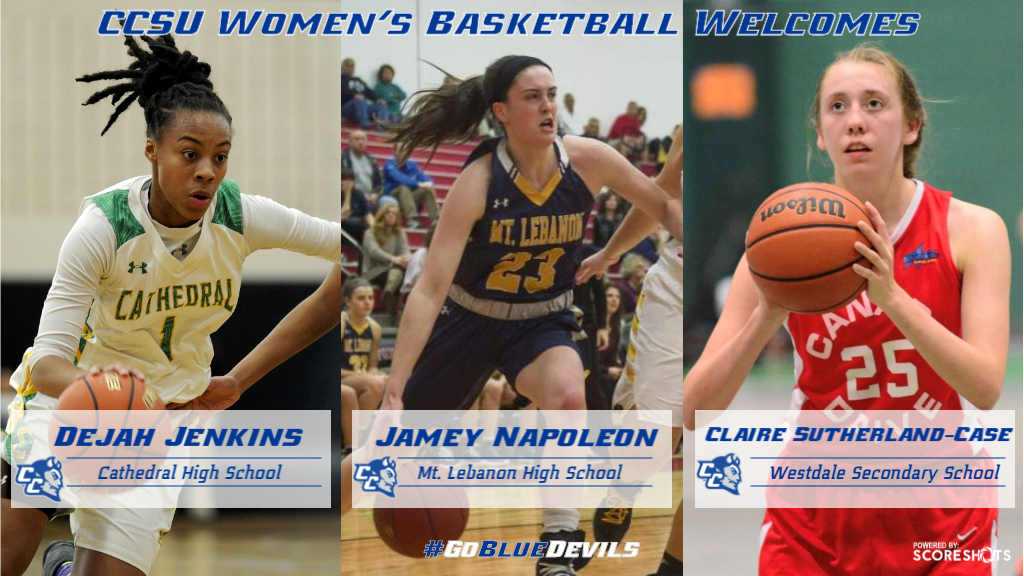 Three Players Commit to Central Women's Basketball