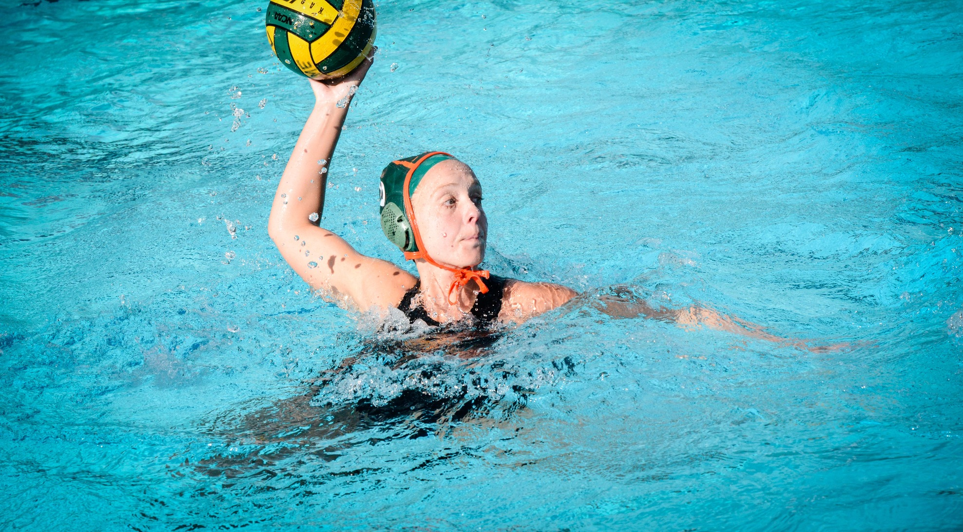 Women's Water Polo falls to Brown 16-9