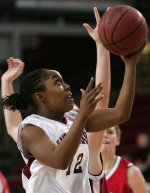 Women's Basketball Opens WCC Action at Home against Saint Mary's
