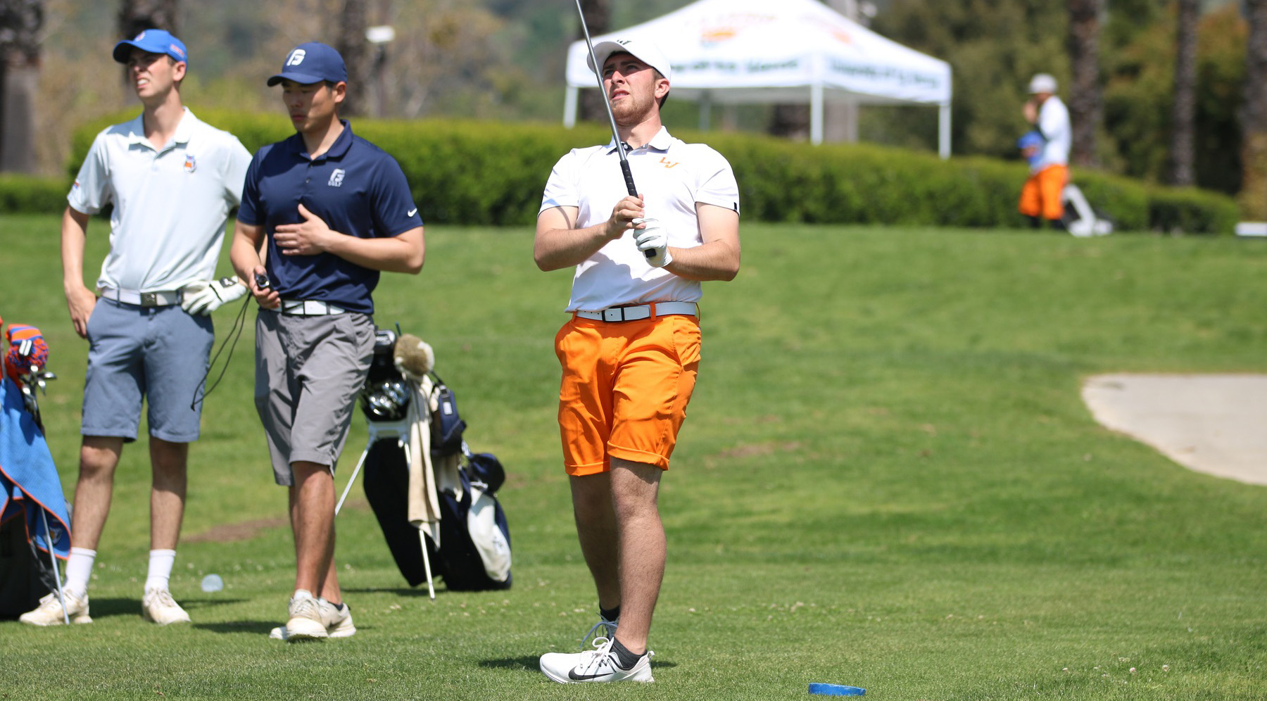 No. 12 Men's Golf takes 2nd, Hussein takes 3rd at SCIAC No. 2