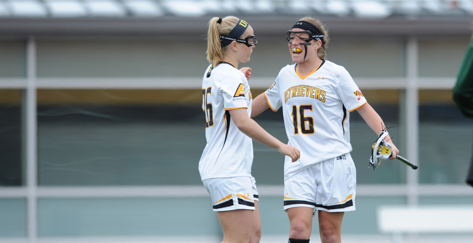 UMBC Women's Lacrosse Battles Stony Brook in the America East Semifinals
