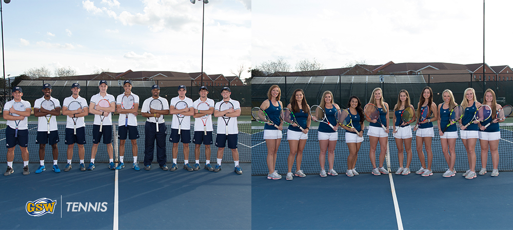 Tennis Rolls Over Fort Valley State