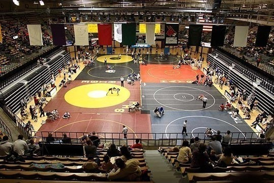 Pratt wrestling moves up to No. 8 in the national rankings after Bob Smith Open