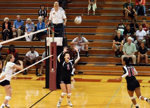 Guilford's Whitley Named to All-ODAC Volleyball Team