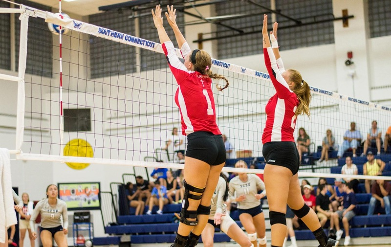 Nyack Volleyball Opens Season With Two Losses At SCSU Trimatch