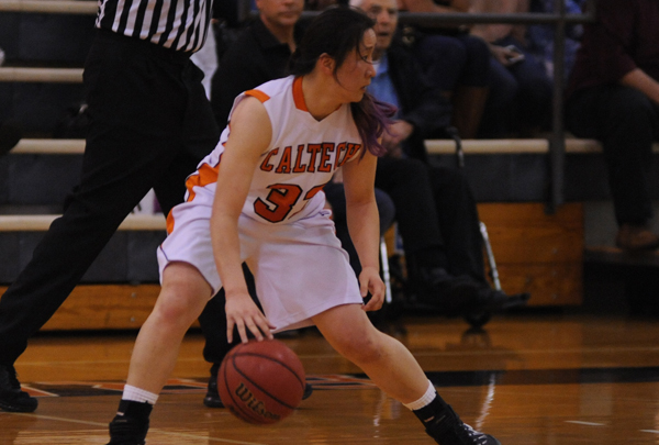 First Place CMS Pulls Away from Caltech