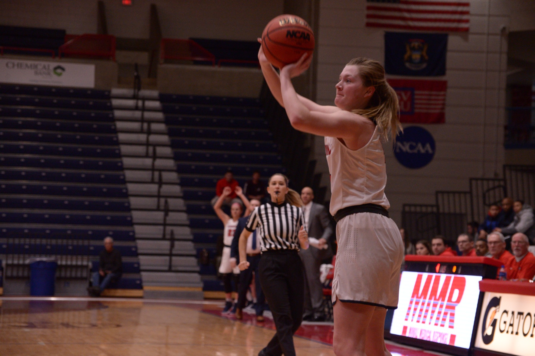 Lady Cardinals fall short at Northern Michigan, 56-38