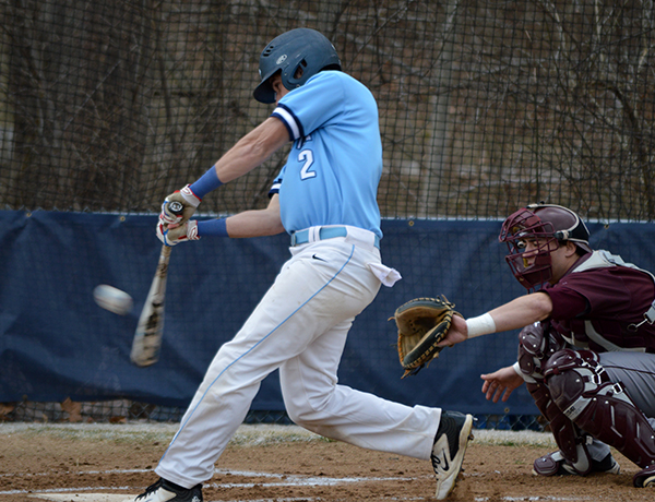 Hager Hits Grand Slam, Blue Jays Score 24 in Win over Augsburg