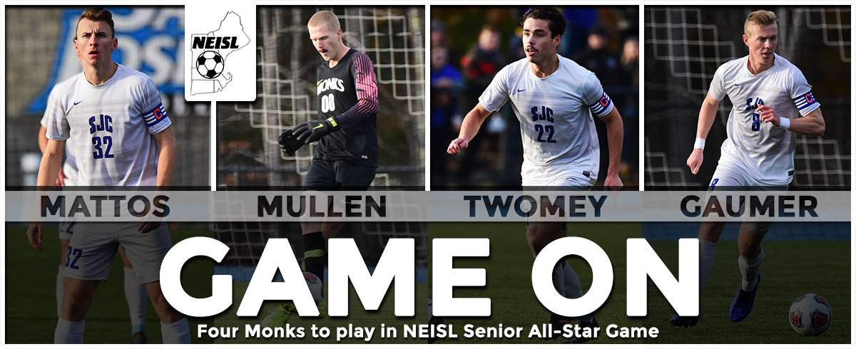 Four Monks to Play in NEISL Senior All-Star Game