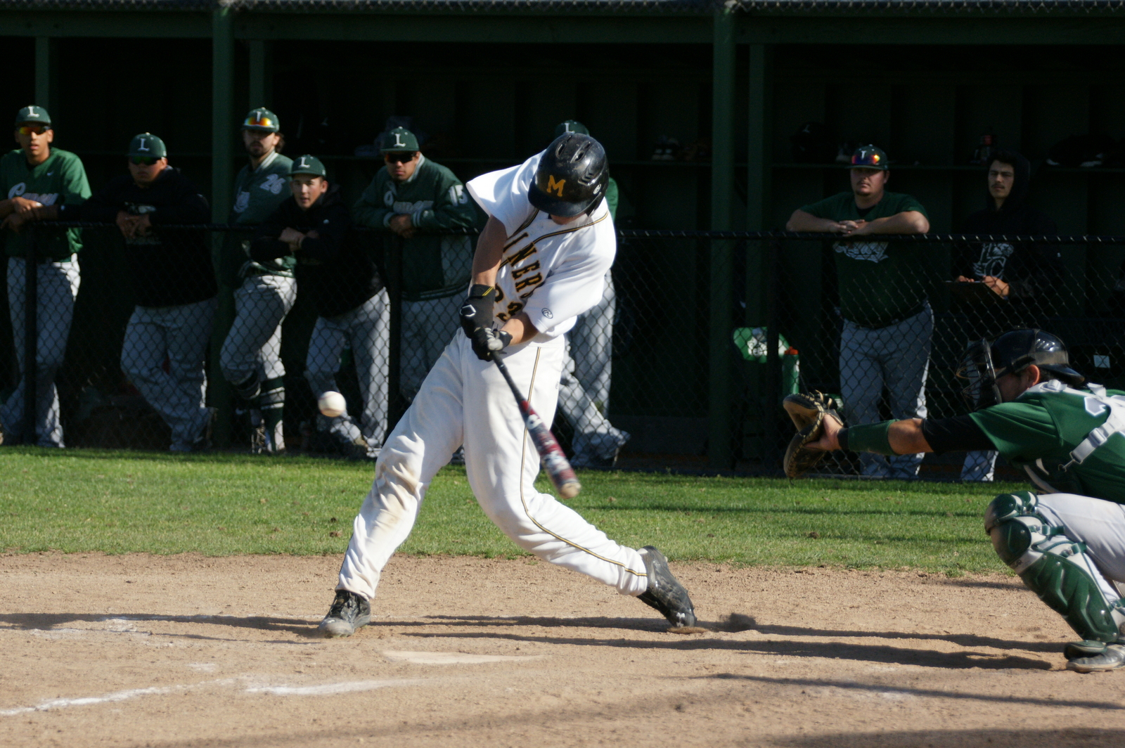 Mariners Get Sweet Revenge Over Mustangs