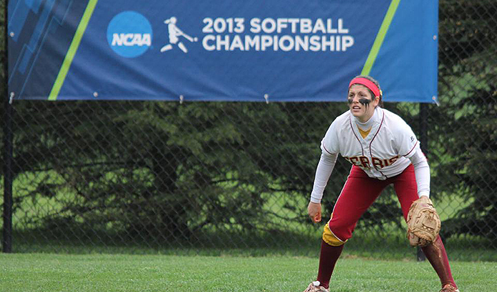 STUDENT-ATHLETE SPOTLIGHT: Softball's Alex Wittman