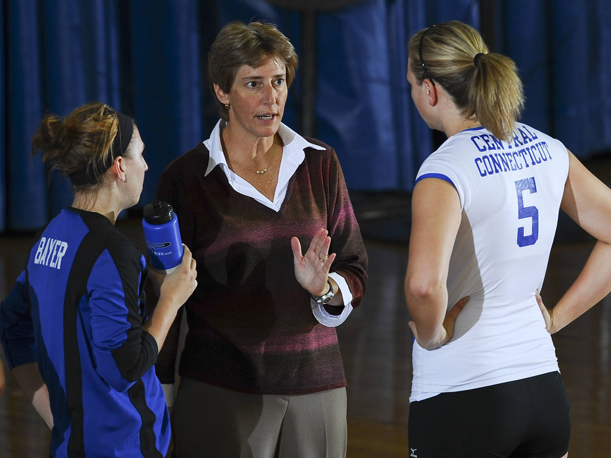 Five Student-Athletes to Join CCSU Volleyball in Fall 2011
