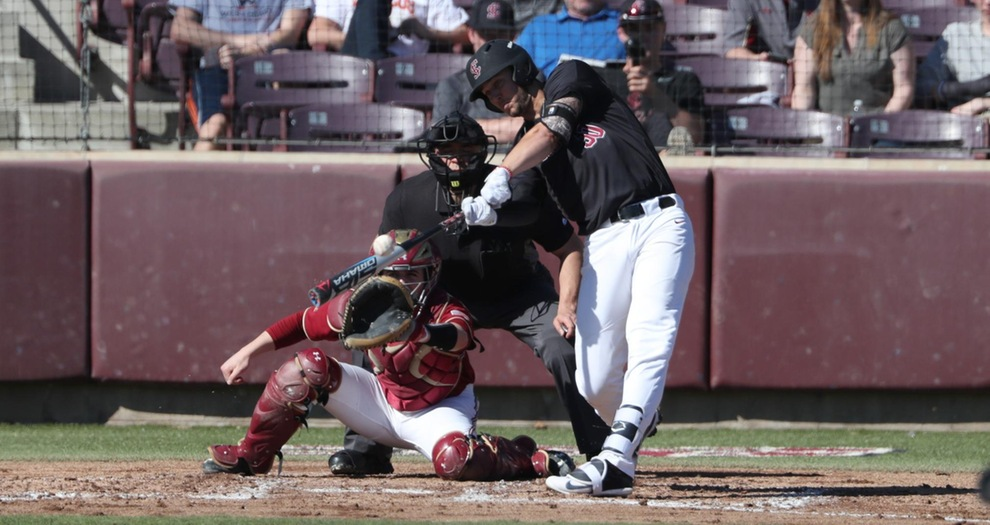 Baseball's Brodt Blasts Two Grand Slams In One Inning To Help Filter Earn First Santa Clara Win