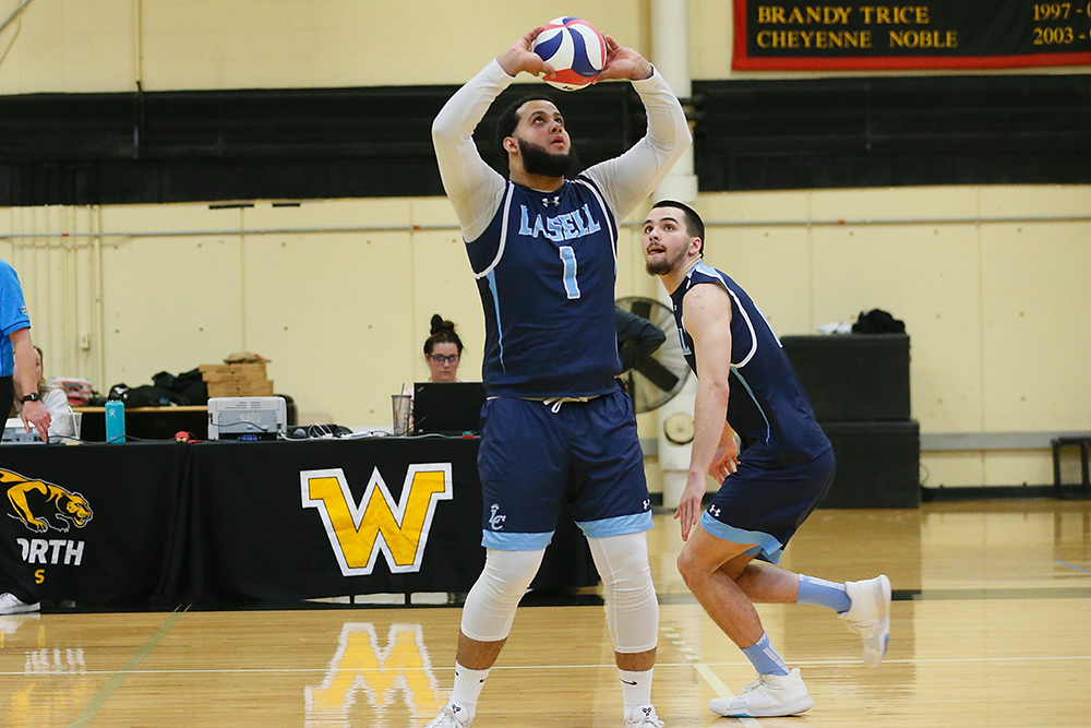 MVB: Lasell wins GNAC match over Emerson