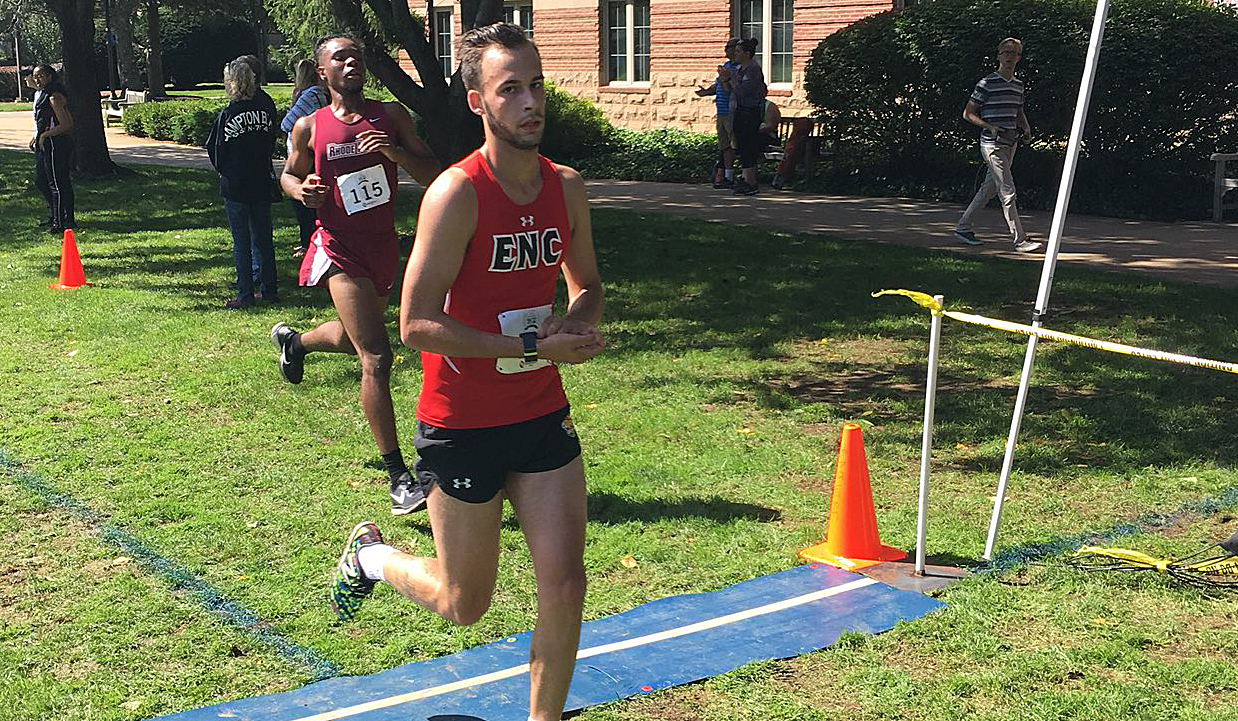 Men's Cross Country Places 11th at Gordon Pop Crowell Invitational