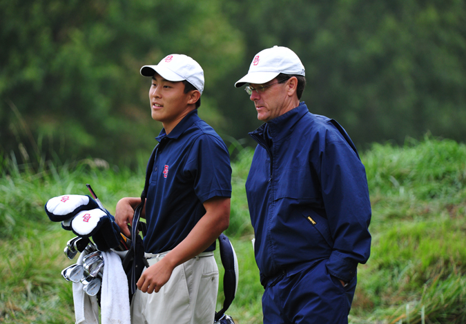 Men's Golf Signs Three for the 2012-2013 Season