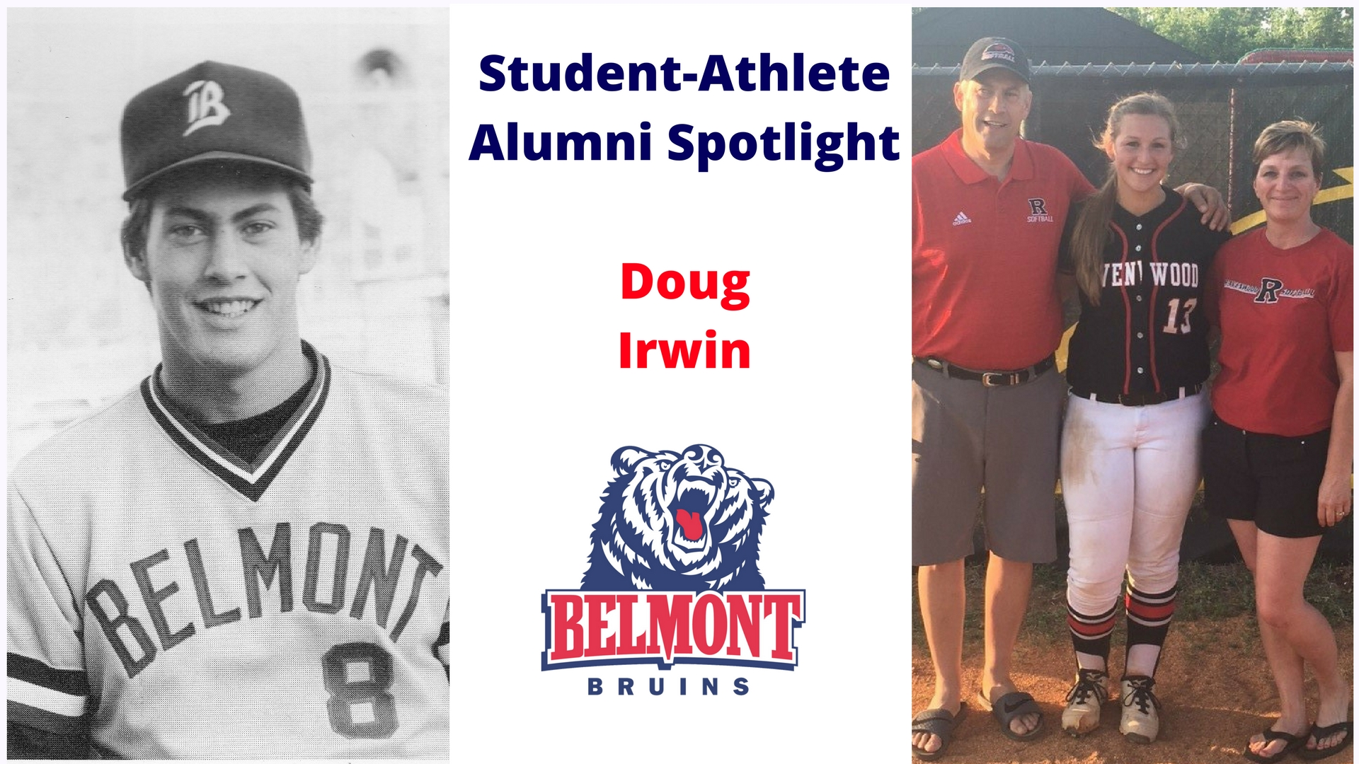 Student-Athlete Alumni Spotlight -- Doug Irwin
