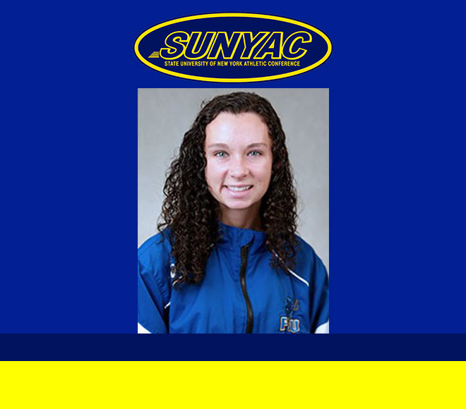 Maguire selected as Women's Cross Country Athlete of the Week