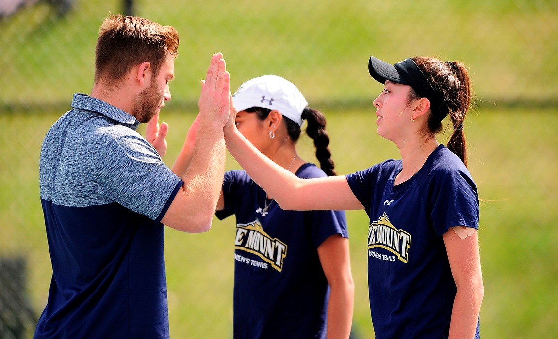 Mount St. Mary's Women's Tennis Looks To Maintain Strong Start At The Towson Tiger Fall Classic