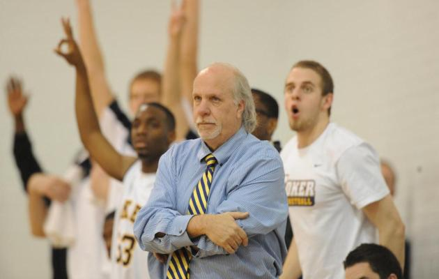 Division I Games Highlight Coker's 2012-13 Men's Basketball Schedule