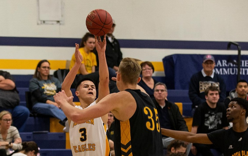 Golden Eagles Lose to #8 Sheridan College
