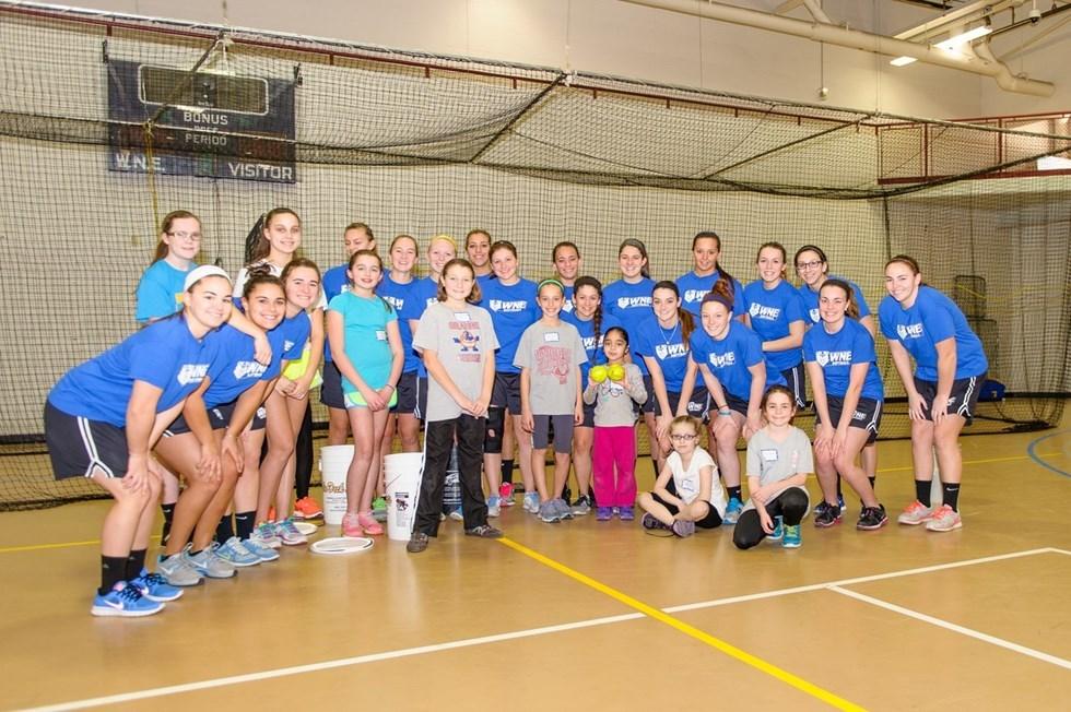 Few Spots Remain to Register for 16th Girls & Women in Sports Day at Western New England