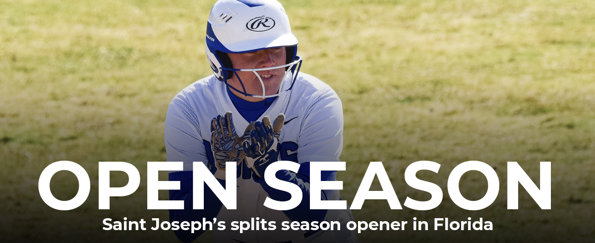 Saint Joseph's splits season opener in Florida