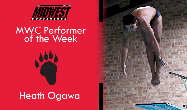 Heath Ogawa Named MWC Performer of the Week