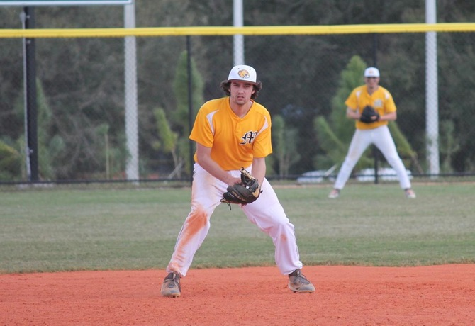 Baseball shutout in non league matchup with Lyndon State 5-0