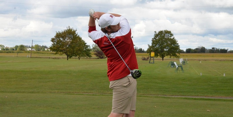 Men's Golf Finishes 10th at Findlay Fall Invitational