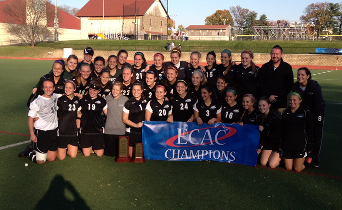 Mustangs Down Wilkes to Win ECAC South Championship, Curry MVP